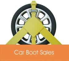 Car Boot Sales Listings