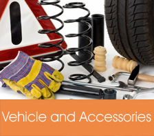 Vehicle and Accessories Listings